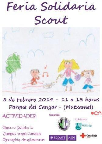 Feria Solidaria Scout