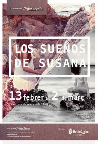Exposición fotografía:  Los sueños de Susana