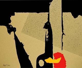 Painting exhibition: Ángel Baeza