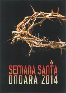 Semana Santa de Ondara 2014