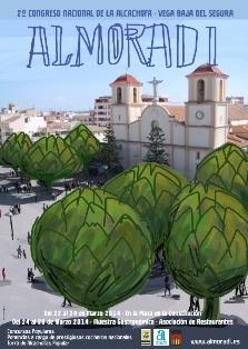 2º Congreso de la Alcachofa Vega Baja del Segura y Muestra Gastronómica de Almoradí