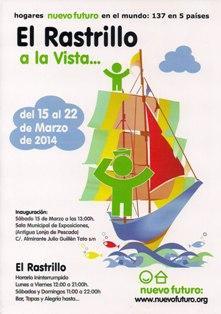 Rastrillo Nuevo Futuro Alicante 2014
