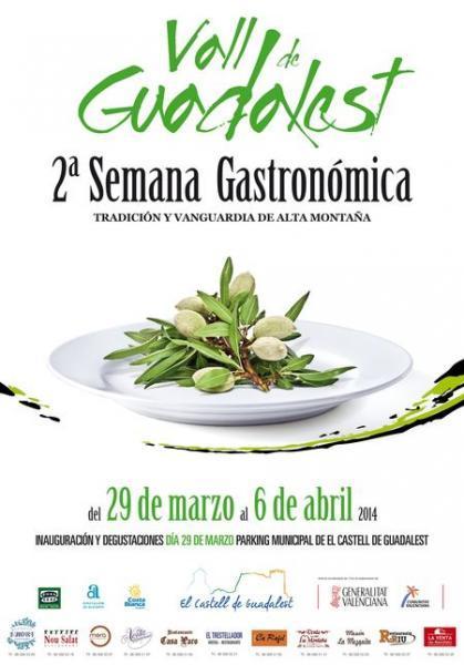 Vall de Guadalest. 2ª Semana Gastronómica