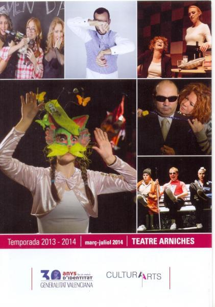 Ciclo de Conciertos en Teatro Arniches 2014