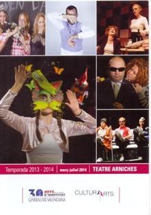 Teatro Arniches 2014