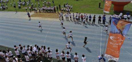 """V Campeonato """"Divirtiéndose con el Atletismo"""""""