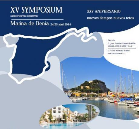 XV Symposium sobre Puertos Deportivos Marina de Dénia
