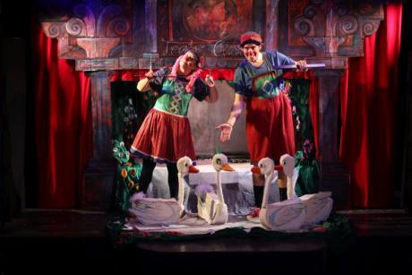 Teatro infantil El Patito Feo, Teatro la Estrella