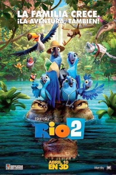 XXIII Semana de Cine … RIO 2