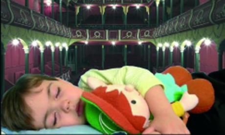 Dormir con el Fantasma del Teatro