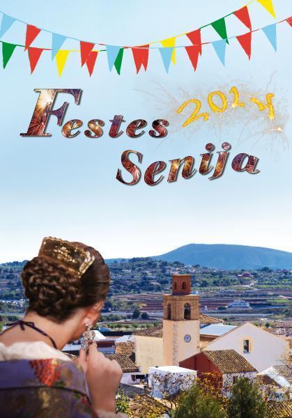 Patron Saint festivities honouring the Virgin of the Desamparados