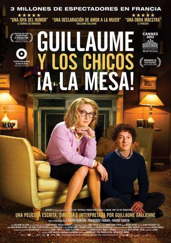 Cine: Les garçons et Guillaume, à table! VO Francés Subtitulada Castellano