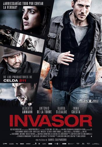 Cine: Invasor