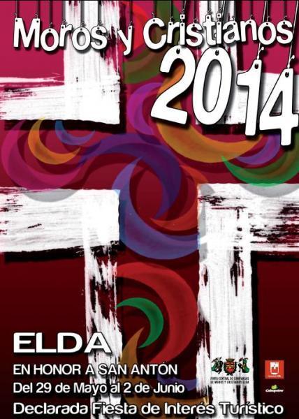 Moros y Cristianos de Elda 2014