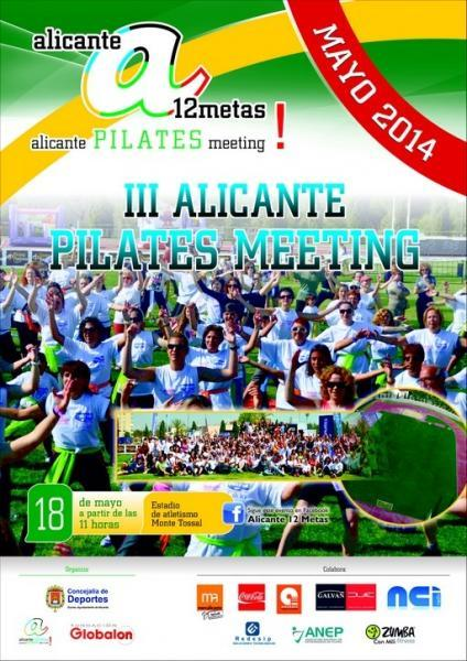 III Alicante Pilates Meeting