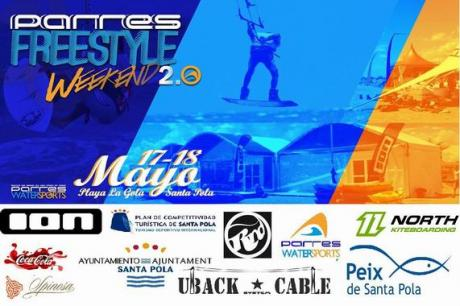 PARRES FREESTYLE WEEKEND SANTA POLA