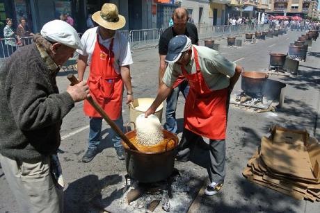 Les Calderes from Almassora, delicious!