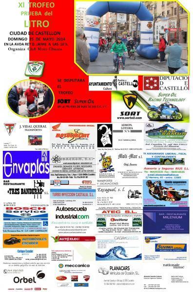 XI Trofeo Prueba del Litro Ciudad de Castellón