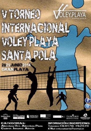 Torneo Internacional Voley Playa