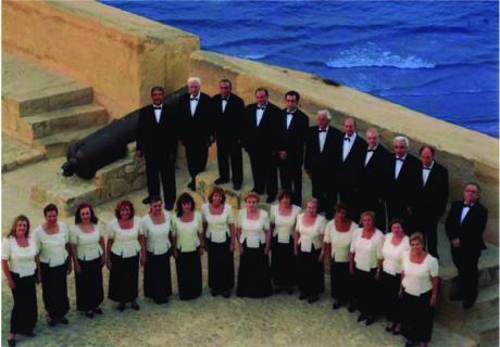 Live music: Orfeón Mare Nostrum in Benissa