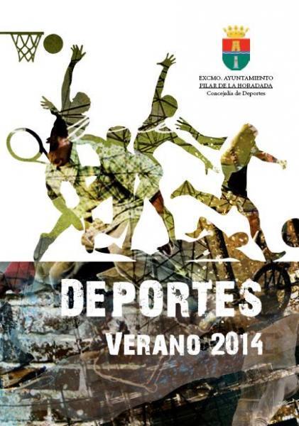 Actividades deportivas verano 2014 en Pilar de la Horadada