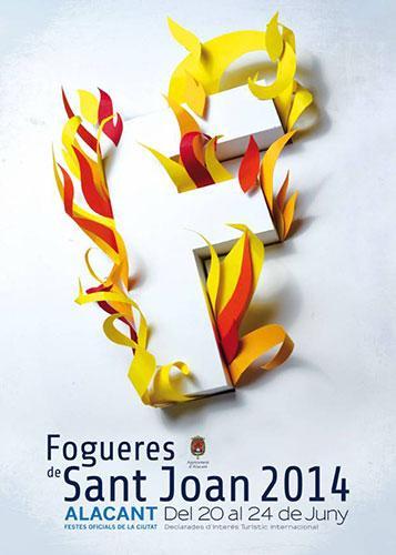 Programa Oficial Fogueres de Sant Joan 2014