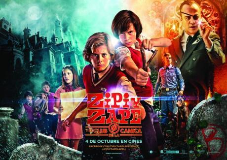 Cinema in the street: Zipi y Zape y el club de la canica