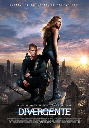 Cine: Divergente