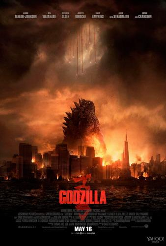 Cine: Godzilla