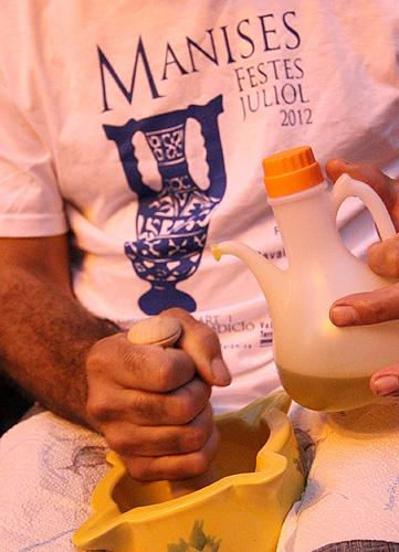 "3º Concurso Allioli  ""Festa de la Ceràmica"" Manises 2014"