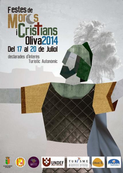Moros y Cristianos Oliva 2014