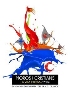 Moros y Cristianos de La Vila Joiosa 2014