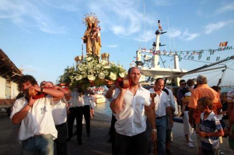 Fiestas del Carmen del Puerto de Burriana