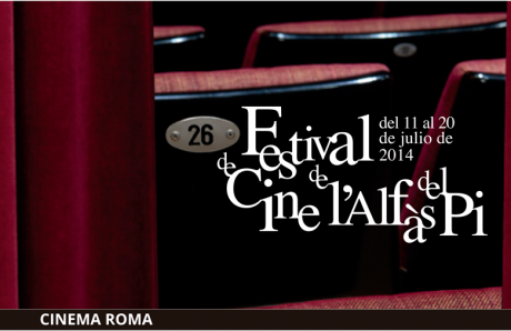 Festival de cine en L' Álfas del Pí