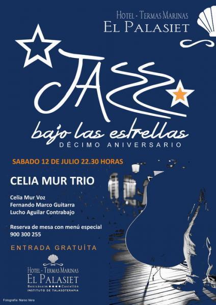 Jazz bajo las Estrellas - El Palasiet