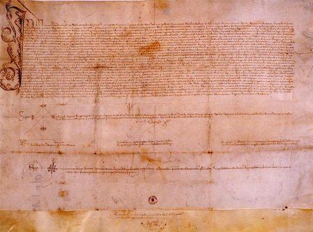 524 Aniversario del reconocimiento histórico de Alicante como ciudad