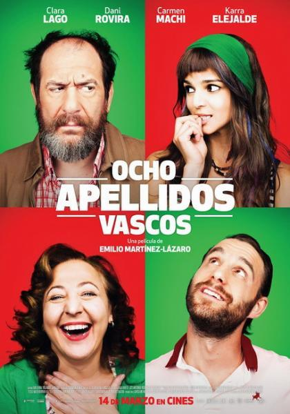Cine: 8 Apellidos Vascos
