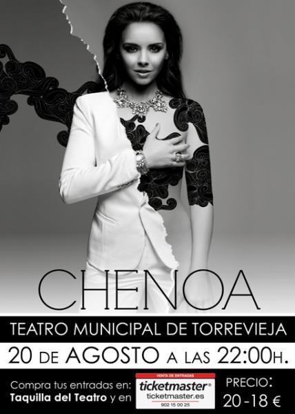 Chenoa en Torrevieja