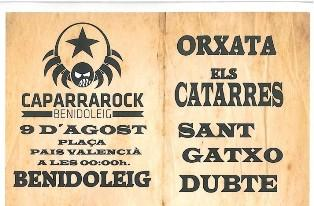 Caparrock