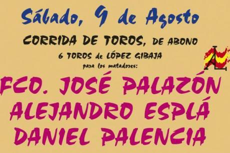 Mini Feria de la Patrona de Alicante. Conciertos Agosto-Octubre en Plaza de Toros de Alicante