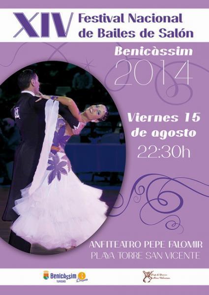 XIV Festival Nacional de Bailes de Salón