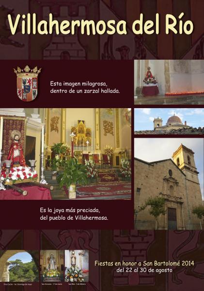 Festividad de San Bartolomé en Villahermosa del Río