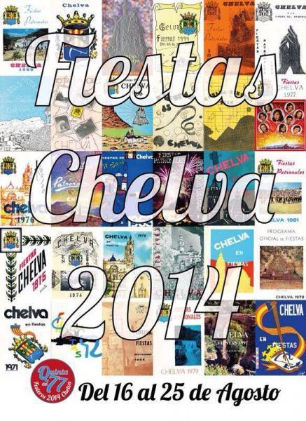 FIESTAS DE CHELVA 2014
