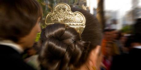 Election of the Fiesta Queen
