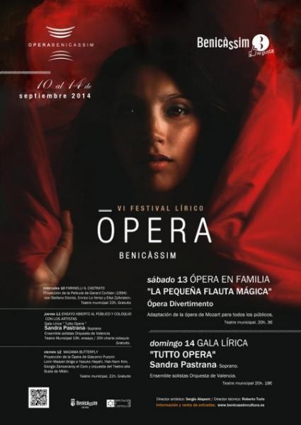 VI Festival Lírico Ópera Benicàssim
