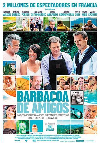 Cinema: Barbacoa de amigos