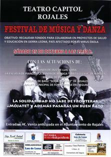 Festival de música y danza de Rojales 2014