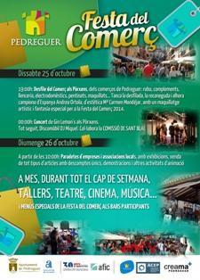 Fiesta del Comercio de Pedreguer 2014