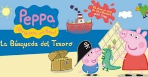 Peppa Pig / La Búsqueda del Tesoro