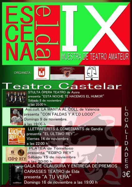IX Muestra de Teatro Amateur